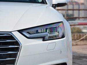 一汽大众奥迪A4L现车报价 优惠达3.48万