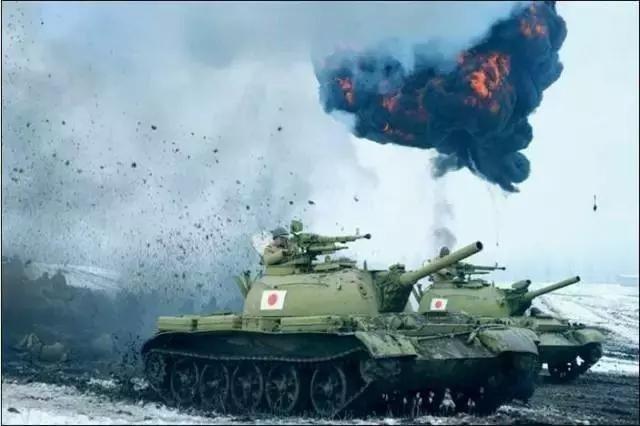 美国战争大片也曾经是神剧,用战后坦克扮演纳粹虎式