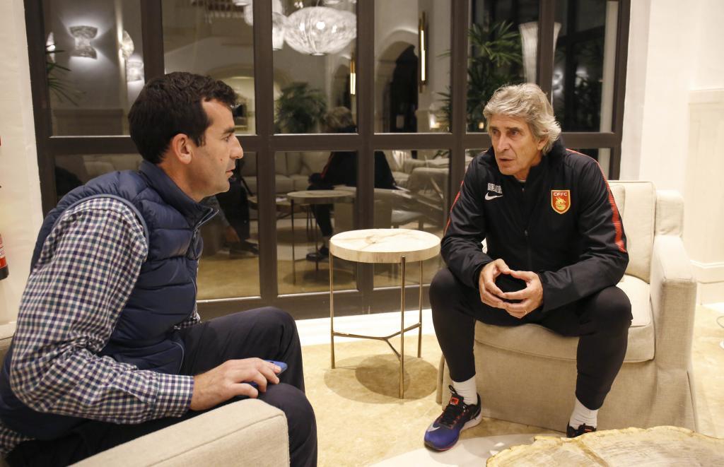 佩莱格里尼:中超还没有一个球队能够在西甲立足