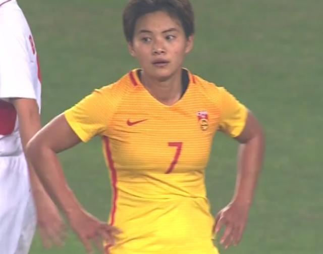 国足都踢不出来 22岁女足梅西再现世界级转身爆射