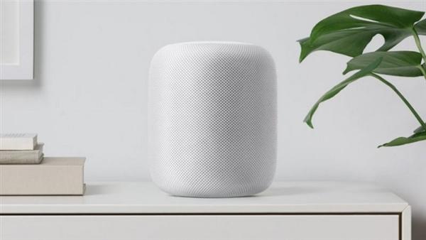 苹果HomePod首款智能音箱获得认证,出货有望,只能音响大战开启