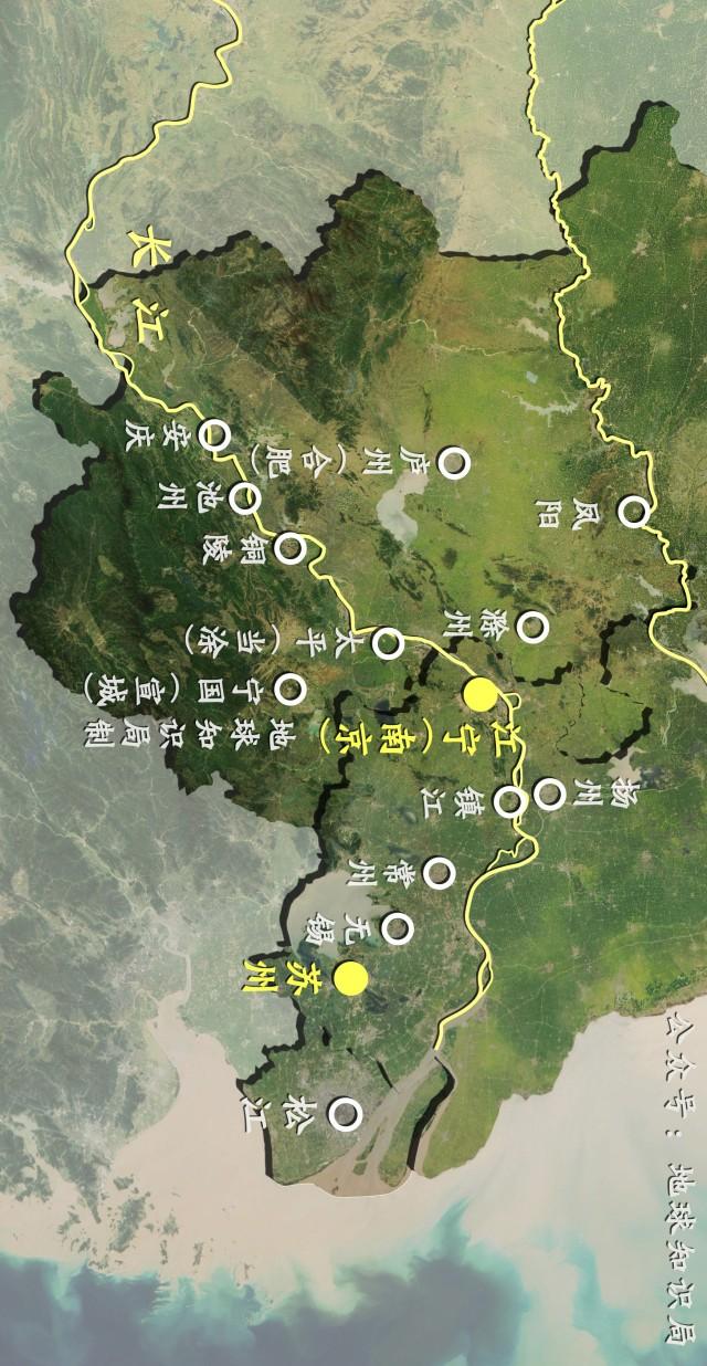 南京还是苏州,江苏的省会为什么这么难选?