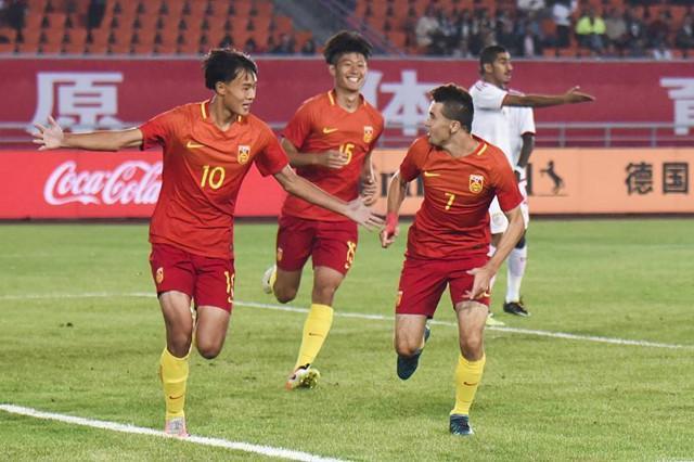 中国足球新希望!19岁国青超新星获世界名帅认可