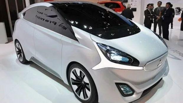 三菱计划在2018年推出针对电动车以及自动驾驶车辆的无后视镜智能系统