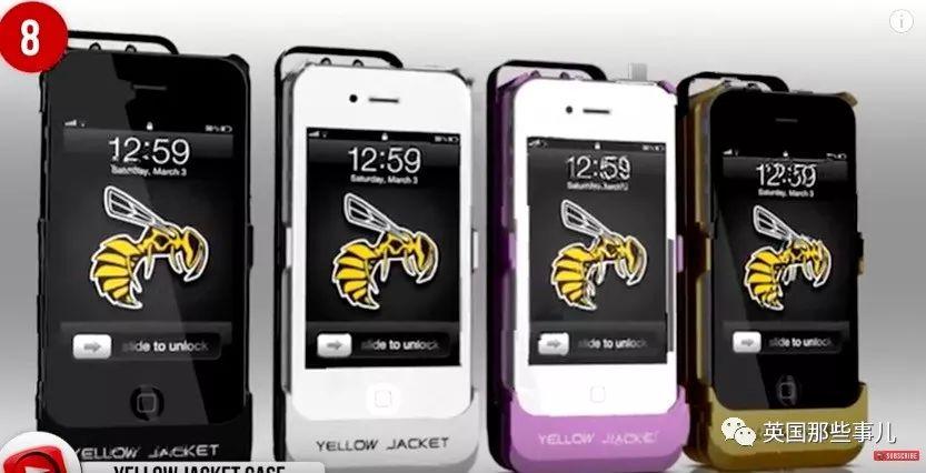 《Talltanic》: 奇思妙想的iPhone配件