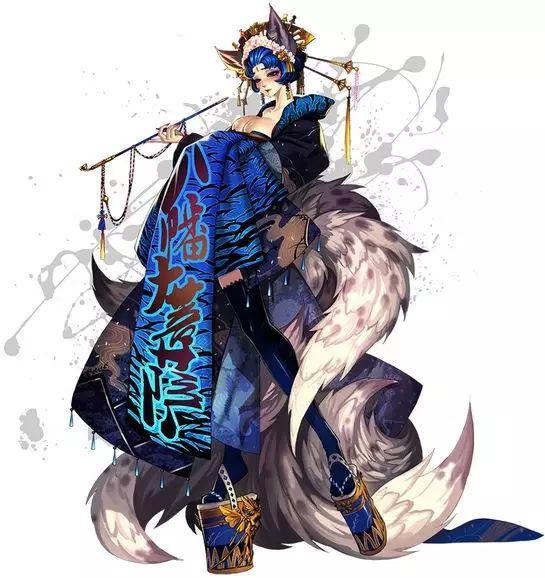 怪谈 | 日本传说中的三大妖怪