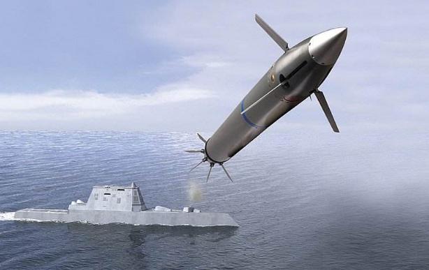 """导弹--一发炮弹比导弹还贵!美军一口气想""""吃下""""两千枚"""