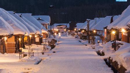 日本旅行观光TOP10系列:东北TOHOKU篇