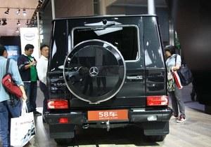 奔驰G级 售价169.8万起 欢迎莅临品鉴
