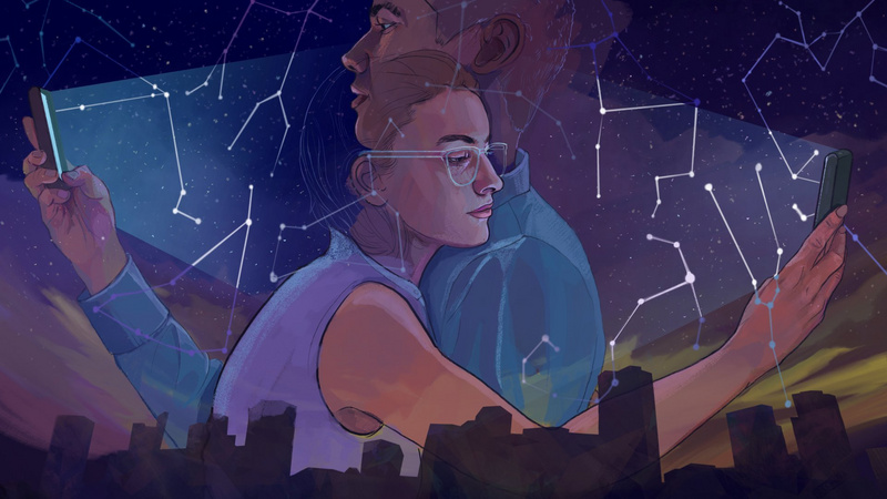 占星学的新时代:为什么年轻人更加相信星座了?