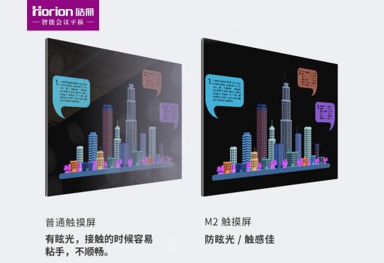 会议平板领航者皓丽发布了新品M2会议平板