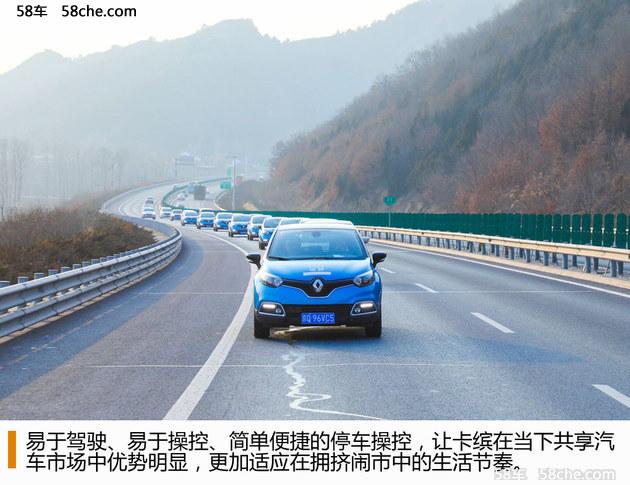 自在生活 TOGO途歌&雷诺共享汽车京郊游