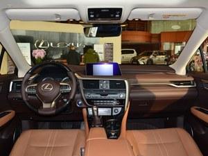 雷克萨斯RX多少钱购车暂无优惠欢迎到店