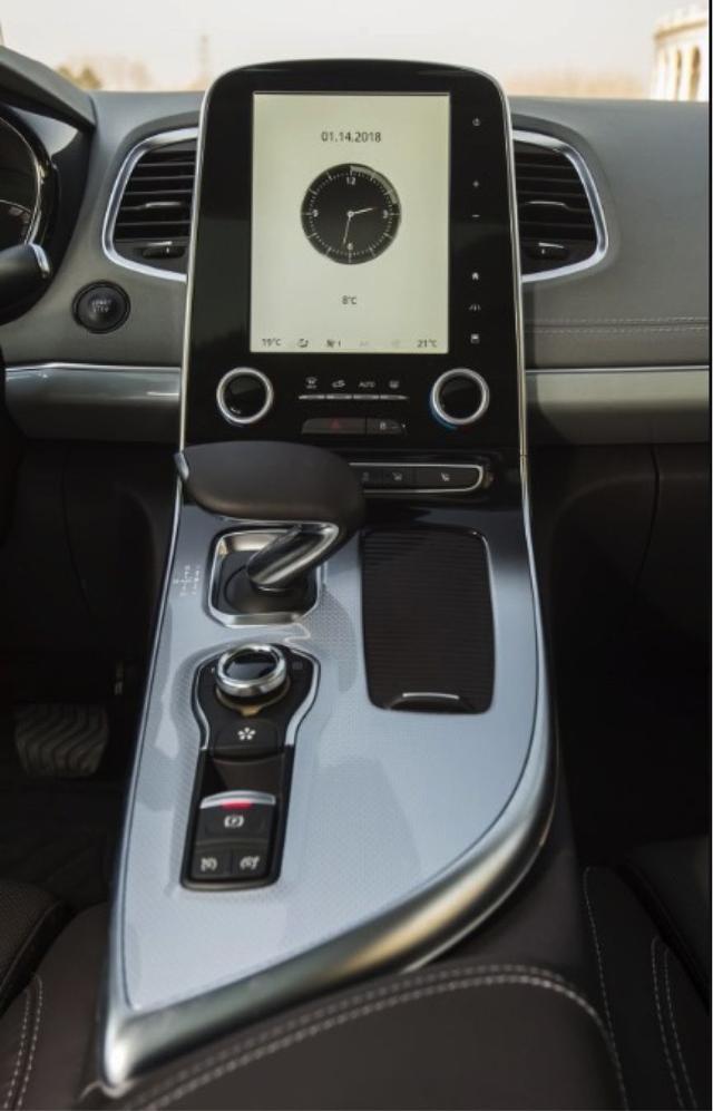 别克GL8开着像司机 奥德赛底盘太低 雷诺ESPACE也许是你的菜