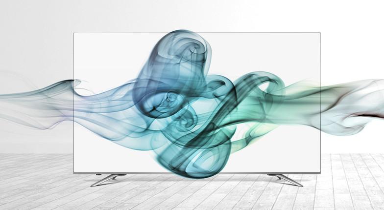全生态HDR技术与Q画质引擎,对画面进行提升和调节