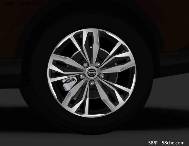 曝斯威全新SUV细节官图 将于下半年上市