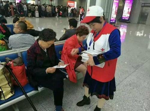 """""""喜羊羊""""的中国梦—记遗体器官捐献宣传志愿者陈茂秀"""