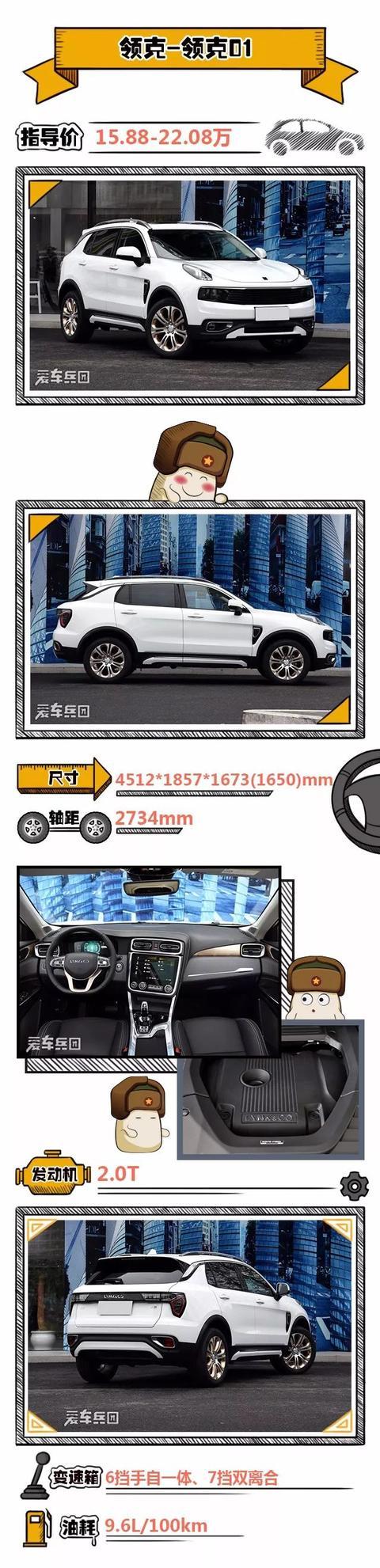 11万起步 这三款带主动刹车的SUV性价比还很高!