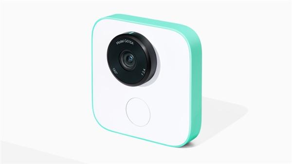 1600元!谷歌人工智能相机Clips正式上架
