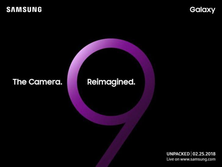 三星S9新爆料:虹膜+面部识别,对标iPhone X 的Face ID