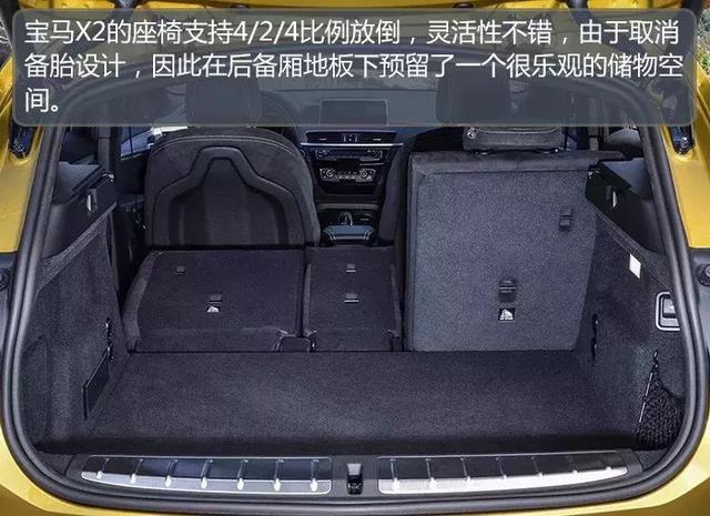 它有望成为宝马最便宜且最帅气的SUV,外观设计不知比GLA强多少倍
