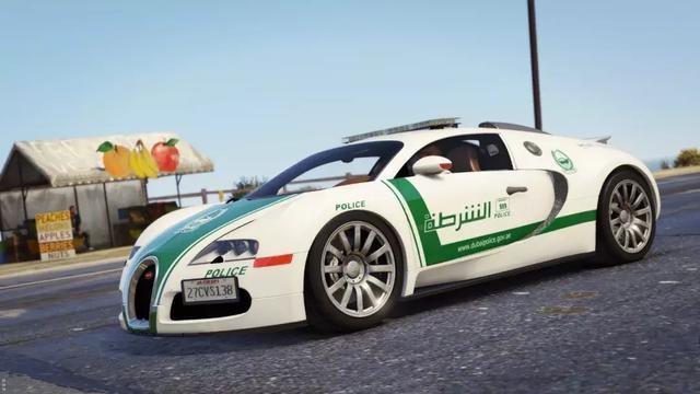 百公里加速2.6秒,竟然是警车?