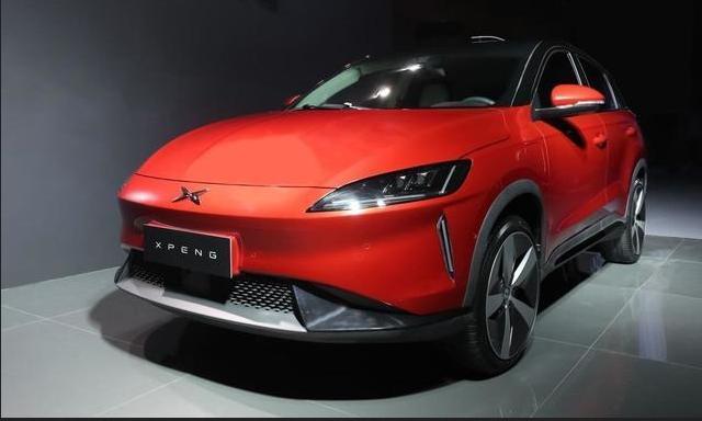 小鹏G3,新能源电动汽车