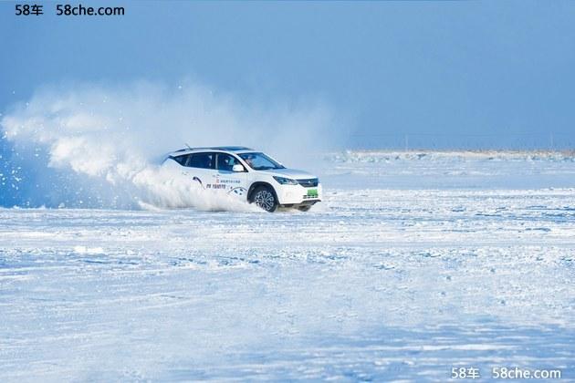 北国冰城挑战极寒  SUV尽显英雄本色