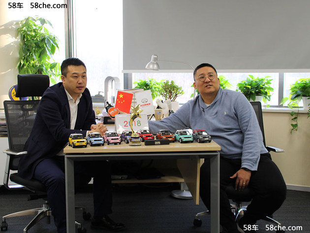 北汽新能源营销公司总经理 李一秀专访