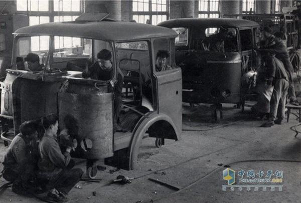 中国重汽-我国重型汽车工业的摇篮