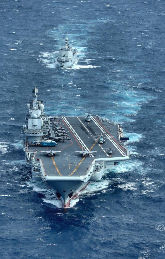 中国和印度国产航母都离不开俄罗斯?俄专家尽睁眼说瞎话