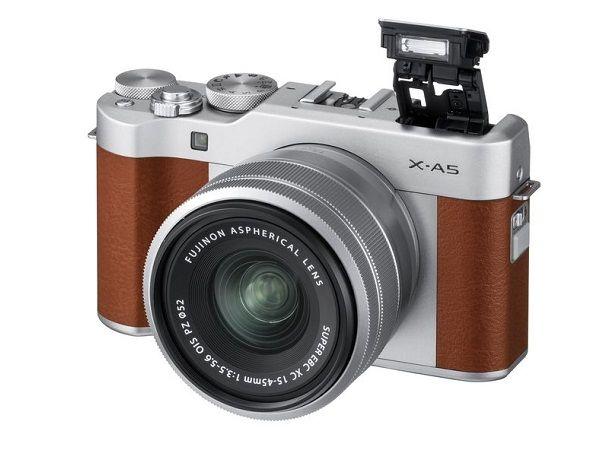 X-A5 支持相位检测自动对焦(PDAF)、蓝牙自动文件传输