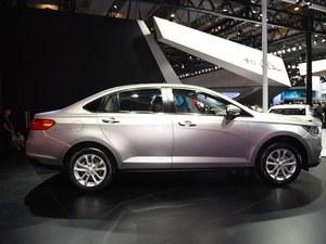 骏派A50推1.5L动力/6款车型 有望3月上市