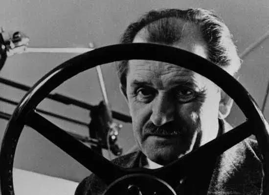 汽车界不能忘记的教父——费迪南德波舍尔