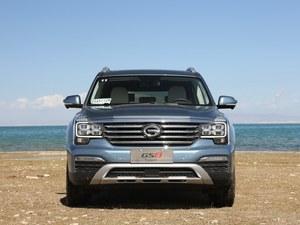 传祺GS8 购车限时优惠2.5万元 现车充足