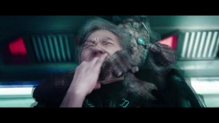 机器之血:成龙被意外注射生化试剂,拥有再生能力,看完父爱伟大