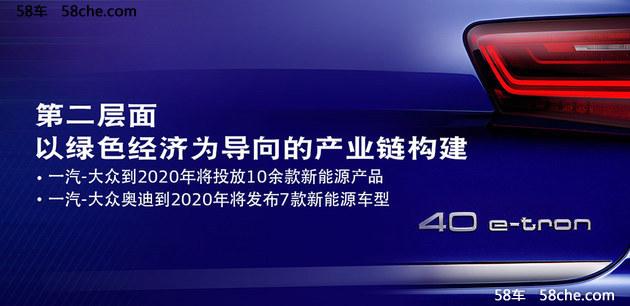 2018年推16款新车 奥迪发布未来发展计划