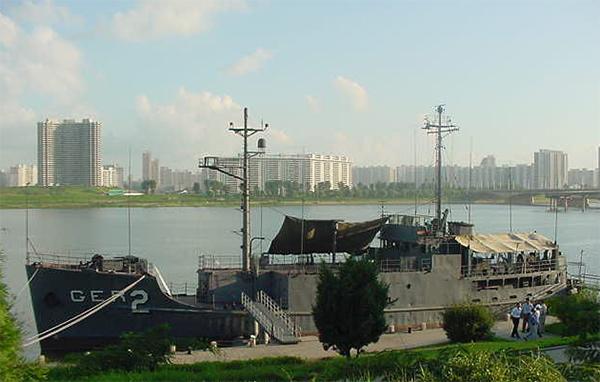 朝鲜曾截获美军间谍船:险些引发核战 美国屈辱道歉