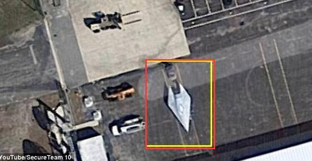 卫星曝光美科幻飞机:黑鸟继任者可飞6倍音速