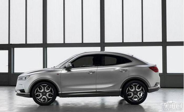 宝沃BX6将于2018年正式上市 定位轿跑SUV