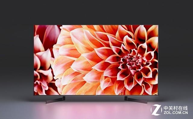 索尼高端电视新品中国首发上市:9999元起售