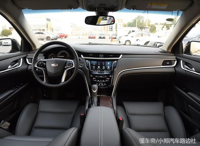 降价狂魔,豪华中大型车凯迪拉克XTS已不足28万,性价比很高