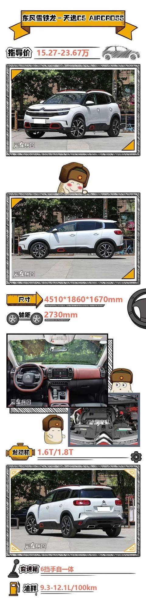 这几款合资紧凑型SUV的操控性分分钟秒杀同价位轿车