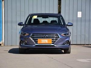 现代悦动上海报价 购车7.99万元起售