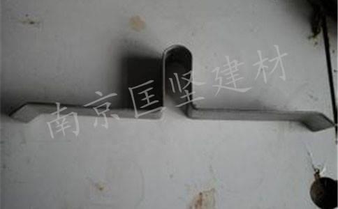 南京匡坚U型止水钢板400071567