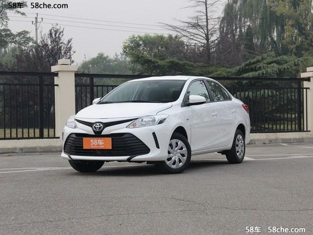 威驰目前价格直降8000元 上海最新报价