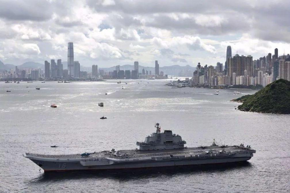 远洋海军对中国老百姓意味着什么?意味着对你全天候保护!