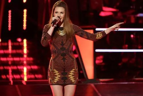 Loren Allred on the Voice