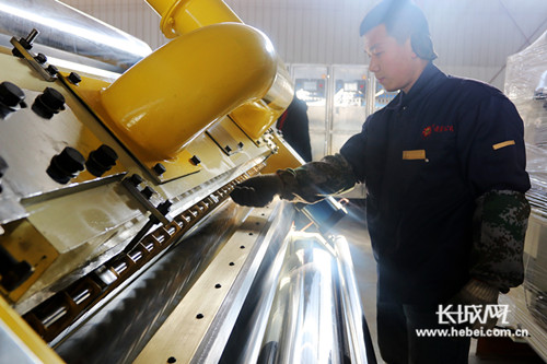 向智造型和质量效益型转变 东光包装机械产业焕