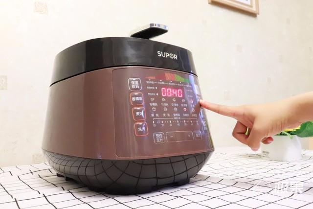 让你扔掉家里高压锅电饭煲 — 苏泊尔